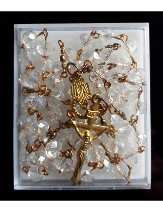 Transparent Rosary