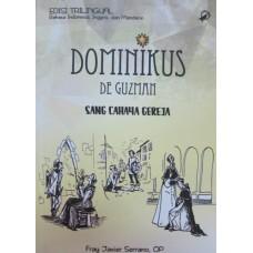 Buku Komik St. Dominikus