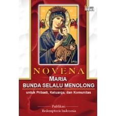 Novena Maria Bunda Selalu Menolong